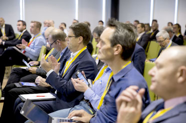 A full house at CyberSecurity4Rail in Brussels, 4th October